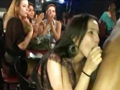 Drunk Girls Fuck Strippers At