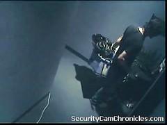 Sexy Security Camera Spy<br>