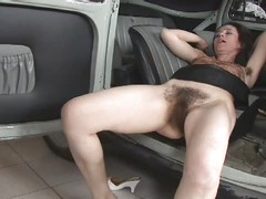 Really Hairy Woman Fucked on