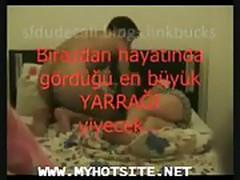 Turkish couple sex tape
