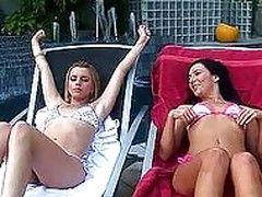 Lexi Belle and Ashli Orion