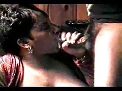 Mature Black Women Sucking Cum