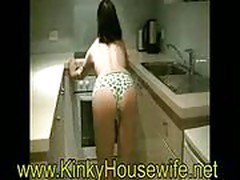 Bizarre piss drinking amateur wife