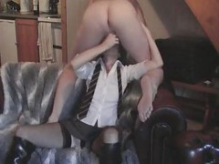 Larissa Oral fun part 1