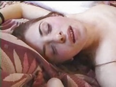Hairy Multiple Orgasm Girl