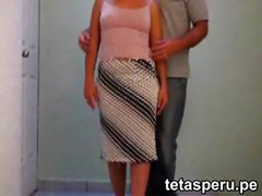 Peruvian Mature Couple - part