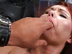 Katja Kassin gets all holes filled