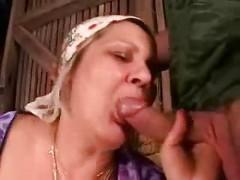 Fat Chubby Granny FUcked<br>