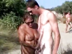 50 Years Old Wife With a Guy