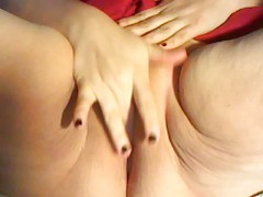 BBW Toys and Fingers Ass and
