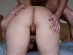 Mioshowoff - Wifes Mature ass - would YOU fuck her.....this cunt can take a lot