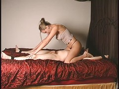 Madeline Is Wicked--Smothering Her Slave
