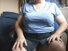 mature bbw solo masturbation