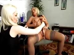 Secretary Getting Her Pussy