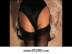 Maid In Silk Panties<br>