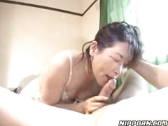 Mature Japanese Slut Gets