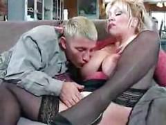 Kandy Cox - Boobfucking MILF<br>