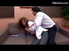 Busty Teacher Getting Rapped Arms Tied Spanked Pussy Fingered Licked In The Directors Office<br>