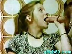 Vintage german Teen orgy