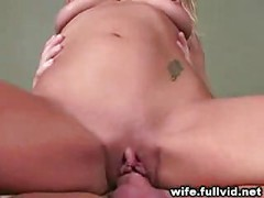 Housewife Riding Cock<br>