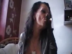 Smoking eve  - (mature hot milf)<br>