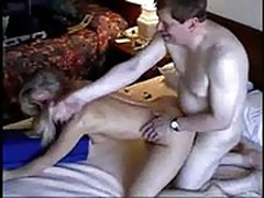Swinger Wife Fucks Stranger in a Hotel Room