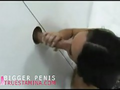 Carmella bing glory hole 1