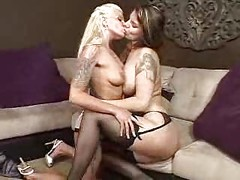 Kayla and Monroe in  I Like your tattoos