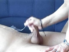 hot cock massage