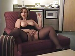 Hot curvy mature mommy