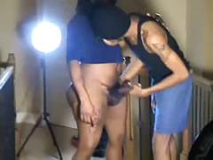 black tranny big tits dick