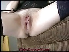 Sexy pissing amateur wife