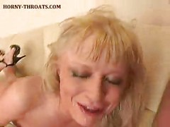 Throat Fucked Teen Bitch<br>