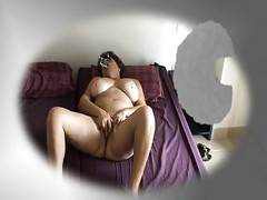 Amateur Hidden Masturbating 2
