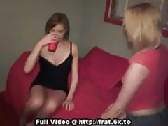 Girls get oral at party