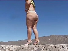 Big Mexican Ass and Hips - 2