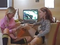 Blondsweety in Hotel Threesome