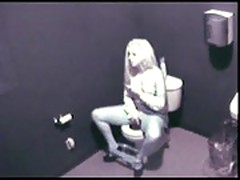 Toilet spy cam