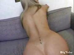 pov blowjob braces fucking blonde babe<br>