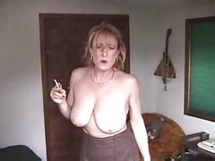 Smoking Bitch BlowJob<br>