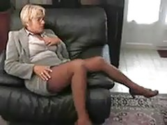 HOT French mature Annick