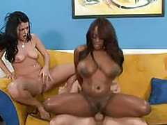 Squirt - Sophie Dee And Jada Fire