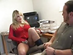 Vicky Vette Banged At The