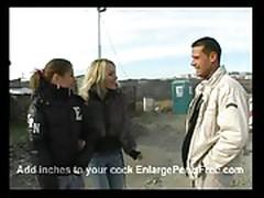 European girls fucking