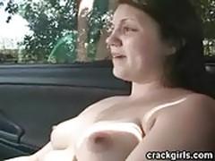 Naked crackhead story