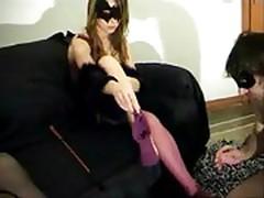 Mistress italiane e lo slave