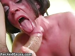 Holly Face Fucked