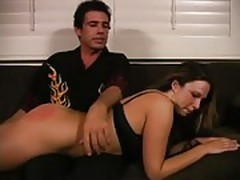 Dallas Spanks Hard - Taylor - Xerowings