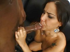 Horny Brazilian Monica