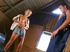 Dora Venter Anal in the Farm